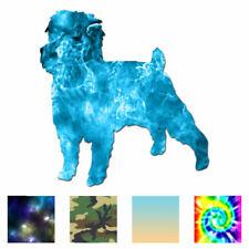 Affenpinscher Dog - Vinyl Decal Sticker - Multiple Patterns & Sizes - ebn1904