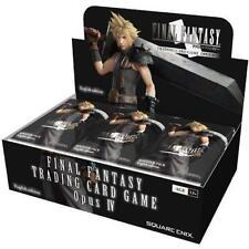 Final Fantasy TCG: Opus IV Booster Box