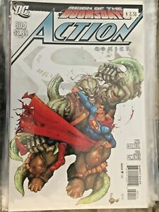 ACTION COMICS #904 (DOOMSDAY) VARIANT COVER EDITION DC