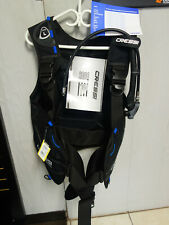 New Cressi Start Scuba Diving Bcd Large