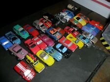 (36) Car Large Lot  HOT WHEELS Micro Machines & Case Woodie Surf Boards Monster+