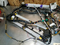 96 FORD PROBE GT 2.5L V6 5 SPEED REAR BODY HARNESS WIRING WIRE INTERIOR HATCH OE