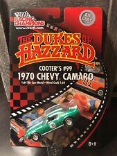 2002 RACING CHAMPIONS ERTL THE DUKES OF HAZZARD 99 1970 CAMARO RARE (BR)
