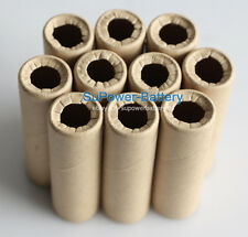 10x Battery 18650 high drain Insulation wrap Paper sleeve solder heat protection