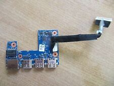 Acer 3810 3810tz 3810t Usb Hdmi Lan Socket Board With Cable 6050a2271201