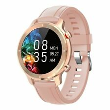 Smart Watch Heart Rate Blood Pressure Monitor Fitness Tracker Message Reminder
