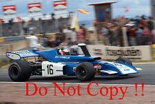 Rolf Stommelen Eifelland Type 21 Spanish Grand Prix 1972 Photograph 2