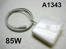 "Original OEM 85W Charger Macbook Pro 15"" 17"" A1286 A1226 A1297 A1261 A1343 Used"