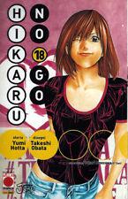 manga HIKARU NO GO Nr. 18 Prima Edizione Panini Planet