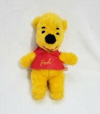 Vintage WINNIE THE POOH Walt Disney Productions Sears Bear Gund Plush Stuffed