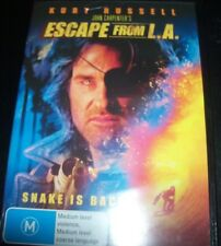 Escape From LA / L.A (Kurt Russell) (Australia Region 4) DVD – New