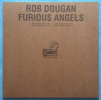 """ROB DOUGAN~FURIOUS ANGELS (REMIXES)~2002 UK """"PROMO-ONLY"""" 12"""" SINGLE DOUBLE PACK"""