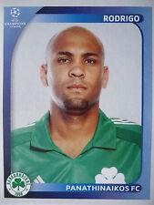 Panini 399 Rodrigo Panathinaikos UEFA CL 2008/09