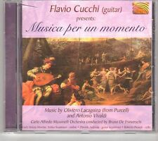 (GK185) Flavio Cucchi pres. Musica Per Un Momento - 2000 CD