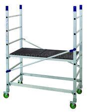 Trabattello alluminio ALTO per altezza struttura fino a mt. 2,05