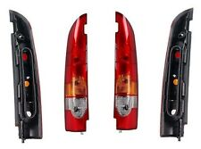 2x Luce Posteriore Sinistra Destra 2 Tur Versione RENAULT KANGOO I FL 2003-2008