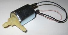 Keurig 12V Pneumatic Solenoid Valve with Wires - 4 PSI - 1/8 NPT - SH-V0829