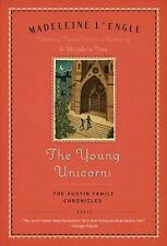 The Young Unicorns - Austin Family Chronicles #3 by Madeleine L'engle SC new