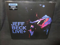 Jeff Beck Live 2014 Sealed New 180g Gram Vinyl 2 LP 2015 Release
