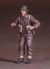DEF. modello, DO35027, Seconda Guerra Mondiale British BREN GUN CARRIER Crew (figura 1), 1:35