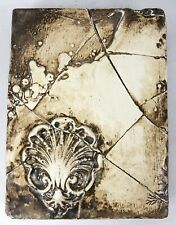 Sid Dickens Memory Tile Block 1995 ITALIAN DECORATIVE MOULDING PQ15 PQ 15 Shell