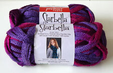 New listing Premier Starbella Plum Preserves Yarn - New - Set of 2 Skeins