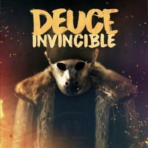 DEUCE (HOLLYWOOD UNDEAD) - INVINCIBLE * NEW CD