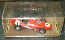 Brumm 1/43 Scale Red Ferrari hawthorne R69 #1 Model Race Car Racing 1958 D246