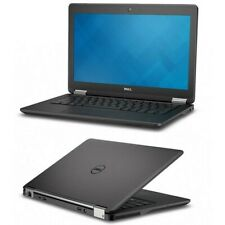 "NOTEBOOK DELL LATITUDE E7270 12.5"" CORE i5-6300U 8GB SSD 128GB GARANZIA 1 ANNO"