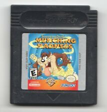 Video Game - Nintendo GameBoy - TASMANIAN DEVIL: MUNCHING MADNESS - Cartridge