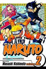 Naruto, Vol. 2: The Worst Client New Paperback Book Masashi Kishimoto