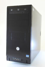 PC INTEL CORE i7-3820 3.6GHz 4 Core 16 GB DDR3 750 GB HDD NVIDIA QUADRO 600 WIN 8