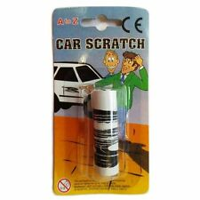 CAR SCRATCH PRANK JOKE NOVELTY TOY PARTY BAG CHRISTMAS STOCKING FILLER XMAS GIFT