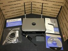 CISCO Linksys WAP2000 Wireless-G ACCESS POINT PoE - Complete In Original Box