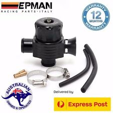 Dual Port Blow Off Valve 25mm BOV Vent for RX7 S13 R32 Silvia WRX Golf GTI Polo