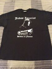 JUDAS ISCARIOT Heaven In Flames Shirt XL, Gorgoroth, Urgehal, Goatmoon, Urfaust