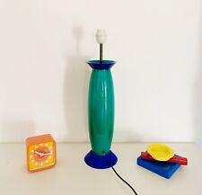 🔴 grande lampada in vetro di Murano Orig VeArt ludovico diaz de santillana 1980