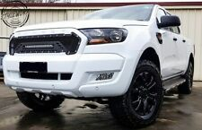 Ford Ranger PX Mk11 MESH METAL Grill with Light Bar