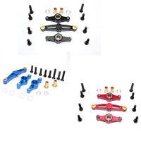 for TAMIYA TT02 / TT02B/TT02T Alloy Steering Assembly S3T9