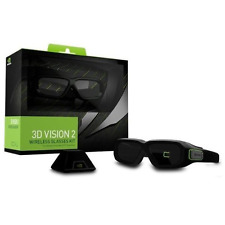 Nvidia 942-11431-0007-001 3D Vision2; Wireless Glasses Kit
