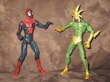 Spectacular Spider-Man vs. Electro - Marvel Universe 4 Inch