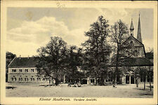 MAULBRONN Partie am Koster schöne AK ~ 1910 alte Postkarte Verlag A. Krüger