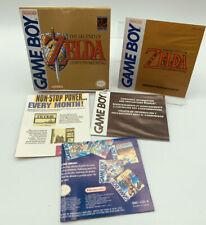Legend of Zelda: Link's Awakening - Nintendo Game Boy *BOX/MANUAL/INSERTS ONLY*