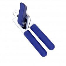 Dosenöffner rostfrei mit blauer Griff