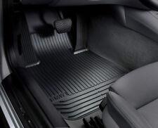 BMW Genuine All-Weather IN GOMMA TAPPETINI AUTO ANTERIORI NERO f10/f11 51472350432