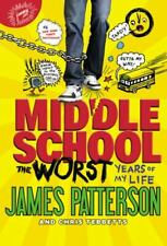 New ListingMiddle School, The Worst Years of My Life [Middle School, 1] , Paperback , Patte