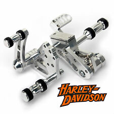 Harley Davidson Forward Control Foot pegs Softail Heritage Springer Fatboy 84-99