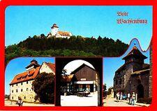 Veste Wachsenburg , Ansichtskarte