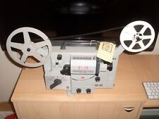 Eumig Mark S 712 Super 8 Projector in Original Box with Film