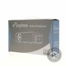 OPEN BOX ELEPHAS W13 WiFi Movie Projector with Synchronize Screen in Black